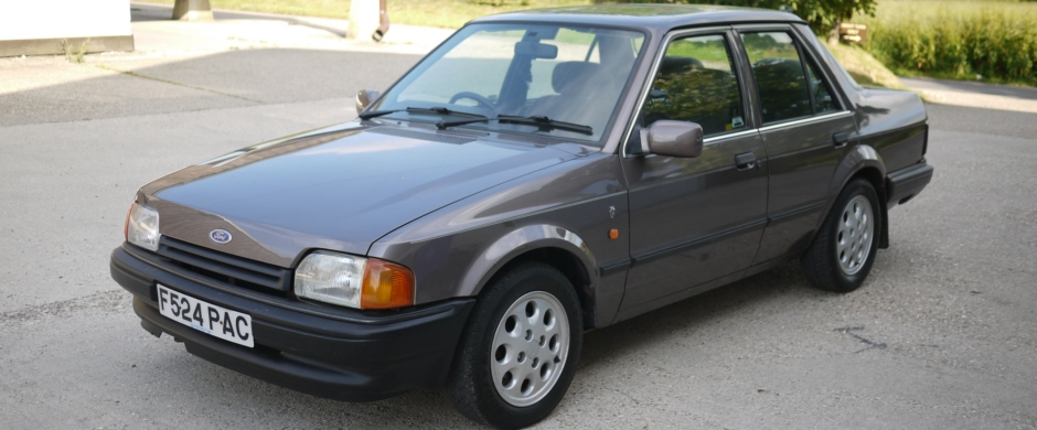Ford Orion Slider