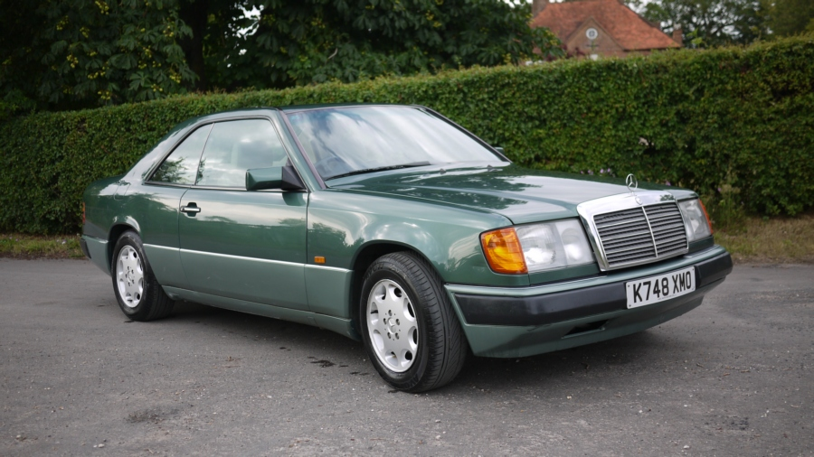Mercedes W124 Ce220 Sold