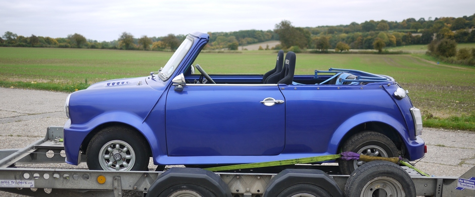 mini convertible slider