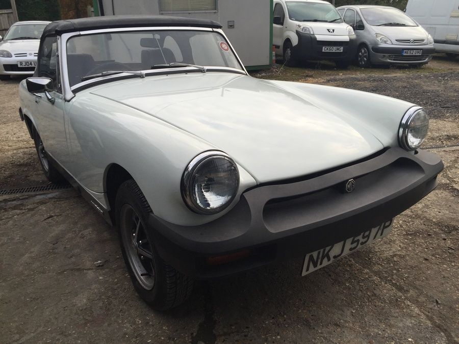 Mg midget spares uk